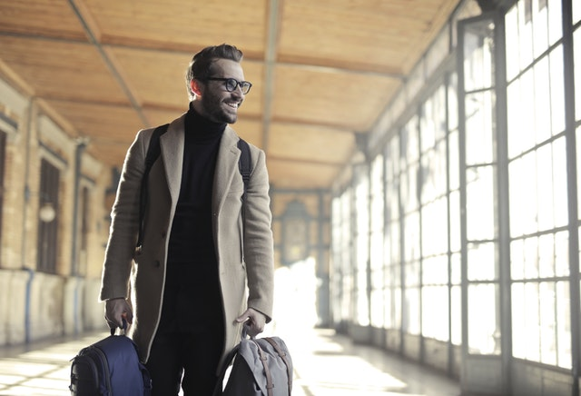 How to Dress for Travel Without Looking Like a Slob