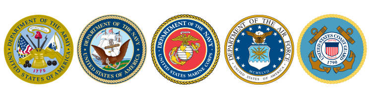 Armed-Services-Logos