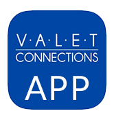 Valet Connections DTW Parking mobile app icon.