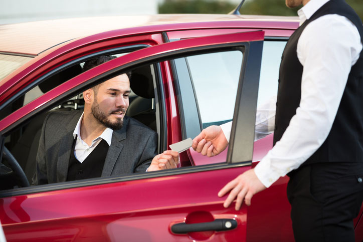 How to Choose a Reputable Valet Parking Company