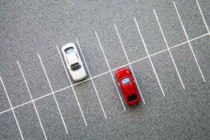 parking at airport