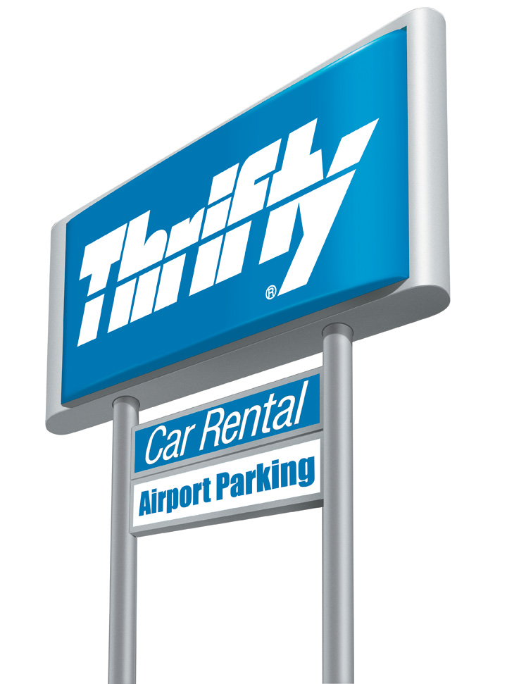 Thrifty-Signage-Airport-Parking