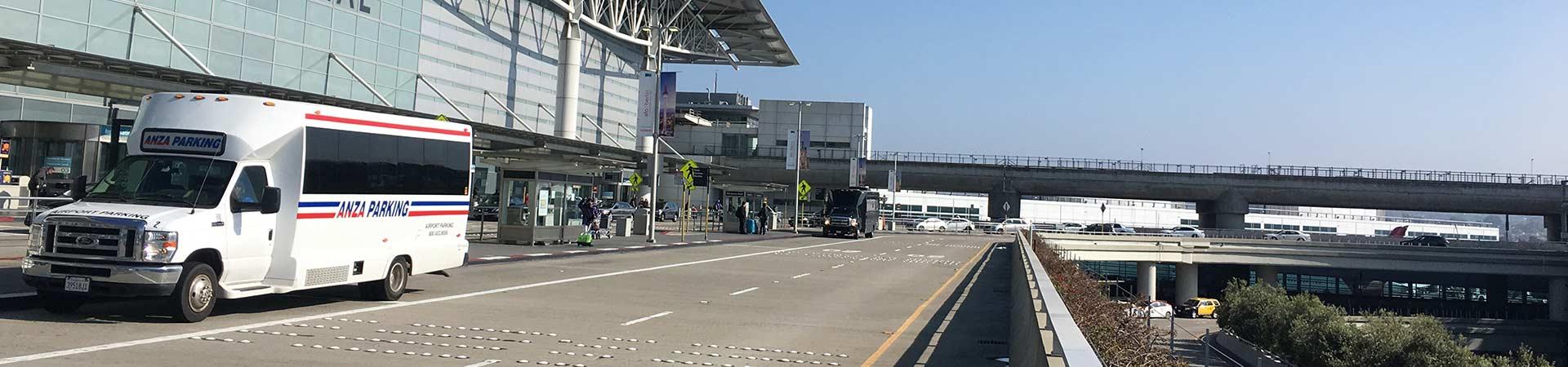 Dropping off at San Francisco International Airport