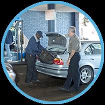 short term parking valet image