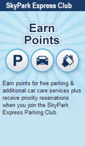 SkyPark Frequent Parker Program