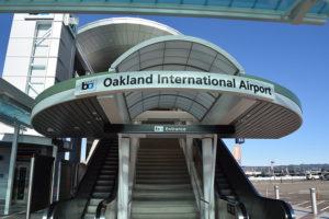 Oakland Airport parking