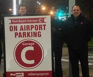 Red Beam Garage C - Airport Guide