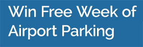 Pacifico Airport Valet parking provides the opportunity to win a week of free parking.
