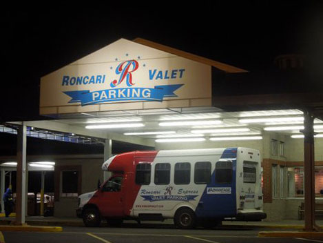 Contact Roncari Valet Parking