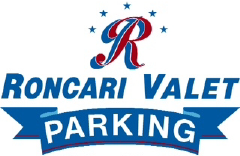 Roncari Valet Parking Logo