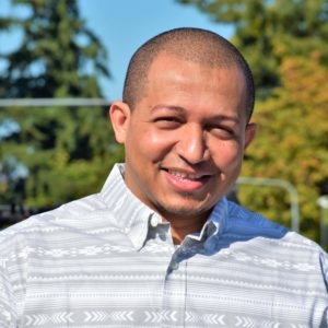 SeaTac Park manager Kasim