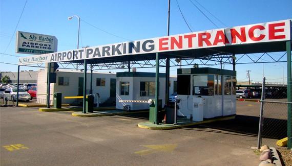 Phoenix airport parking discount coupons