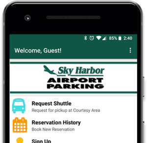 Sky Harbor Mobile App