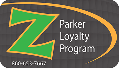 ZAP Frequent Parker Card