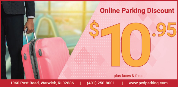 $10.95 Parking Coupon