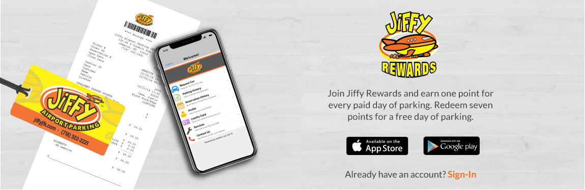 Jiffy App Banner